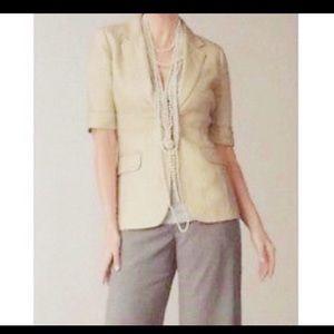 CAbi | Safari So Good Linen Jacket